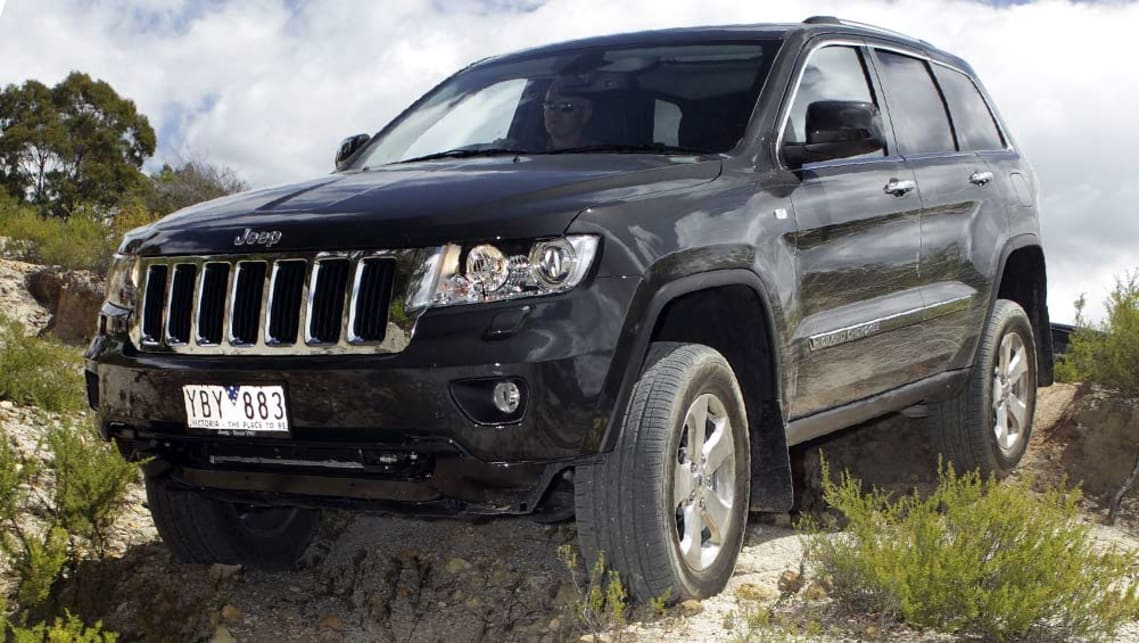 jeep grand cherokee used review 2011 2013 carsguide. Black Bedroom Furniture Sets. Home Design Ideas
