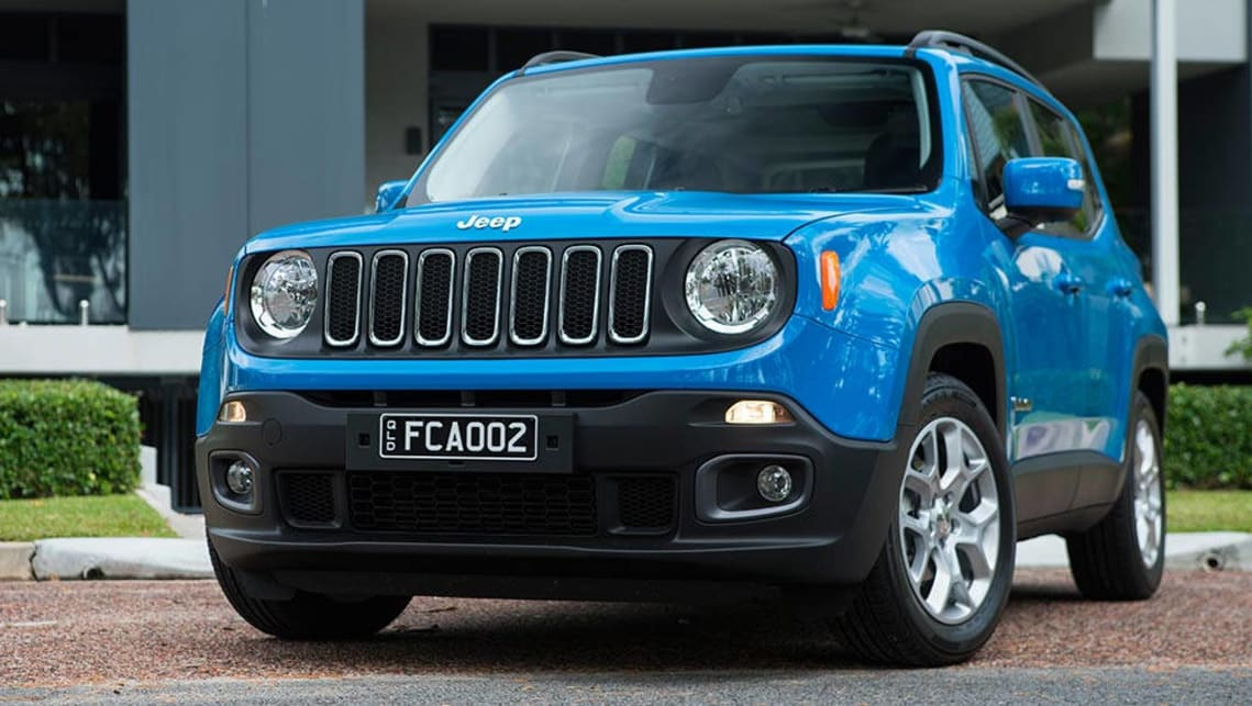 2015 Jeep Renegade Longitude review | road test | CarsGuide