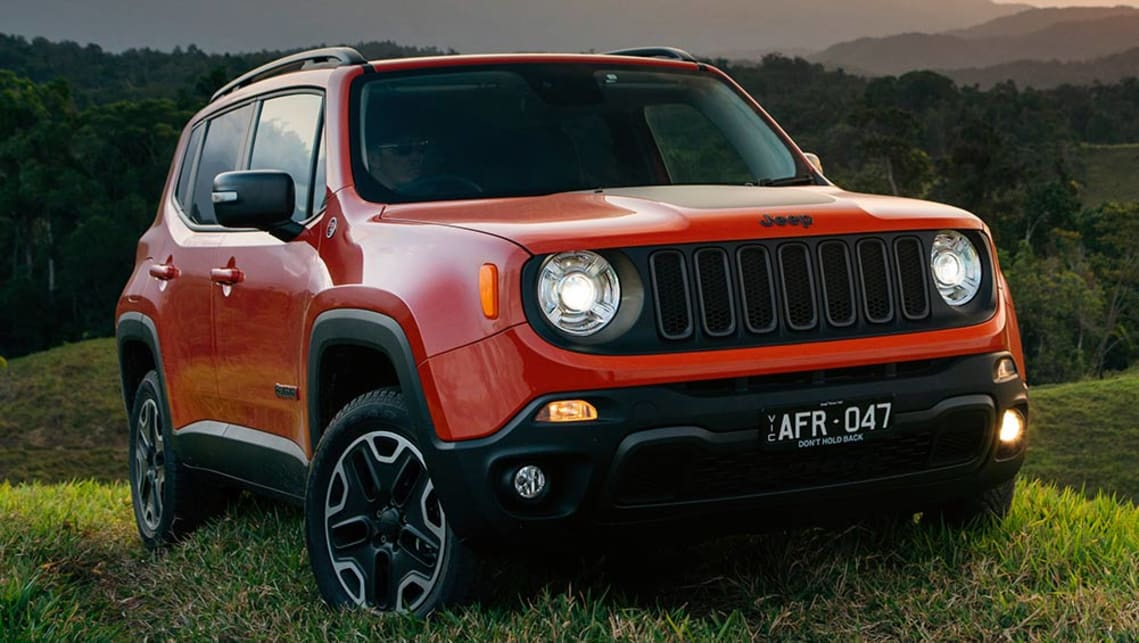 jeep renegade trailhawk 2016 review carsguide. Black Bedroom Furniture Sets. Home Design Ideas