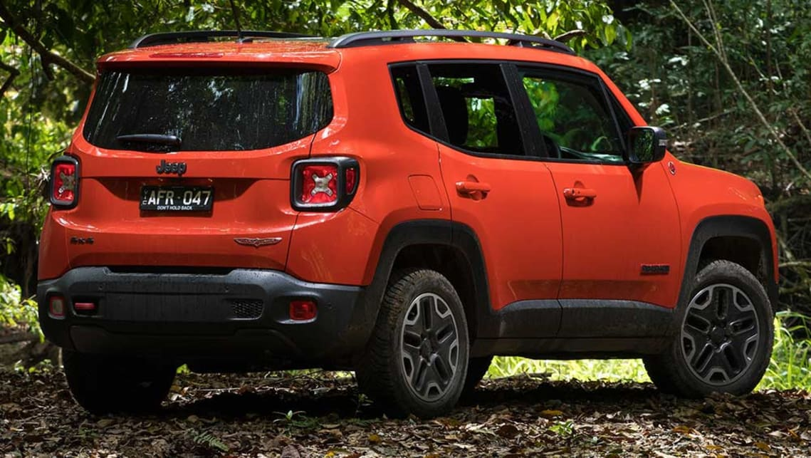 jeep renegade trailhawk 2016 review road test carsguide. Black Bedroom Furniture Sets. Home Design Ideas