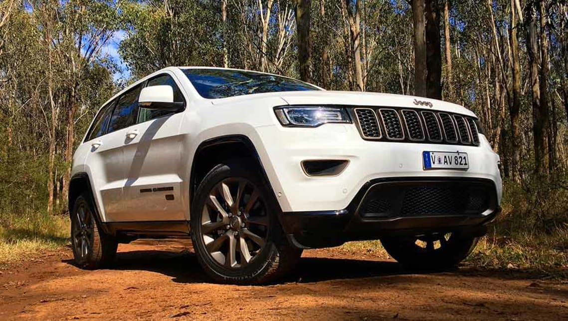 jeep grand cherokee 75th anniversary edition 2017 review. Black Bedroom Furniture Sets. Home Design Ideas