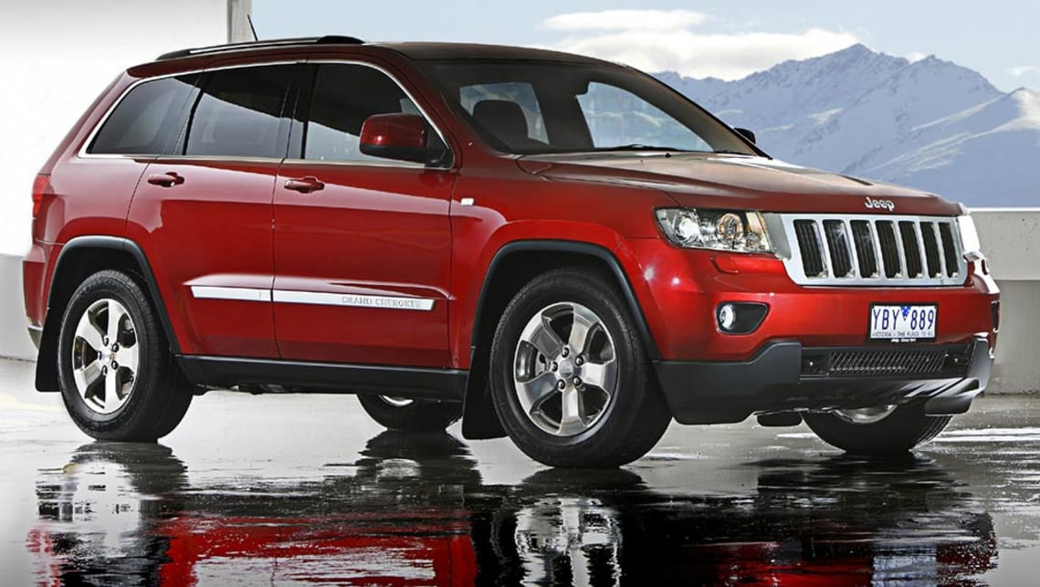 Marvelous 2011   2014 Jeep Grand Cherokee.