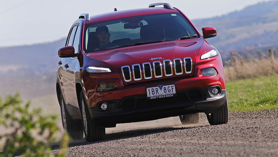 jeep cherokee sport and trailhawk 2014 review carsguide. Black Bedroom Furniture Sets. Home Design Ideas