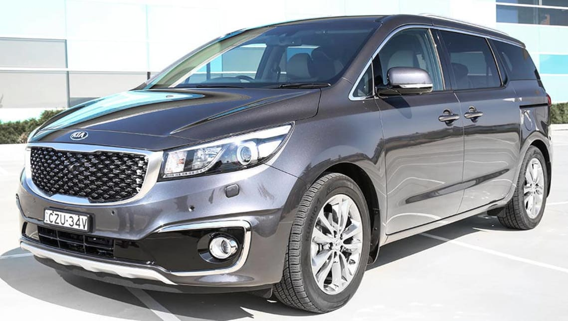 2016 Honda Odyssey Hyundai Imax And Kia Carnival Review