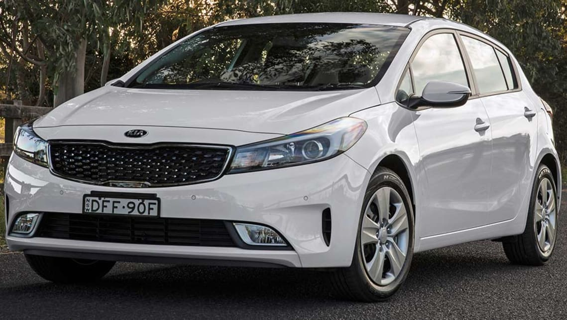 The price line for the new Cerato sedan and hatch is rock solid at $ ...