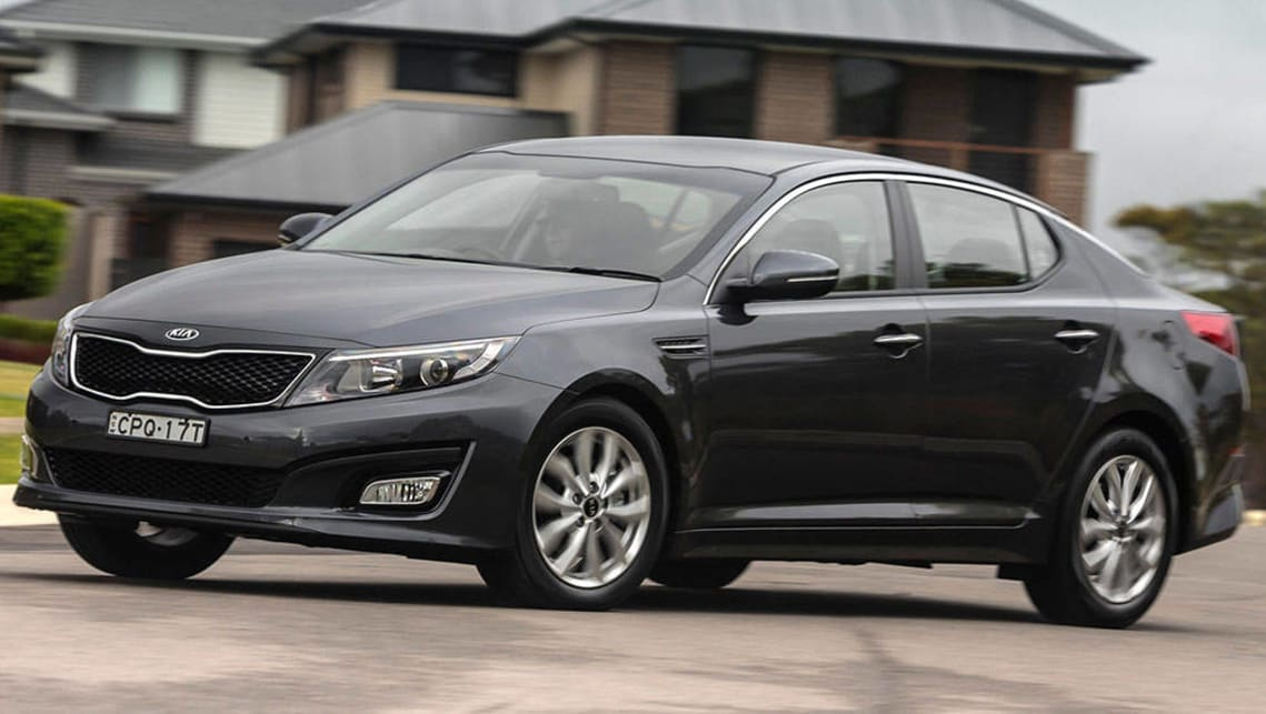 used kia optima review 2011 2015 carsguide. Black Bedroom Furniture Sets. Home Design Ideas