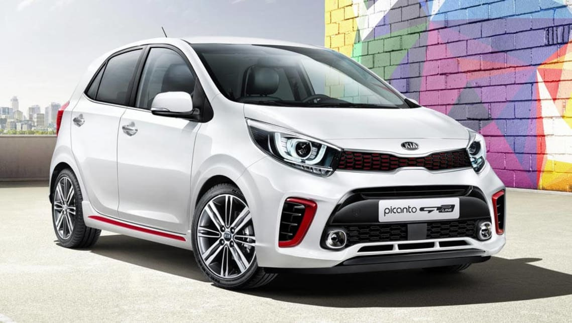 2017 Kia Picanto Revealed Ahead Of Geneva Car News Carsguide