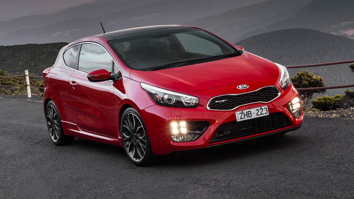 Kia Proceed GT Review CarsGuide - Car pro show reviews