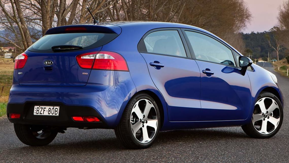 Used Kia Rio review: 2011-2014 | CarsGuide