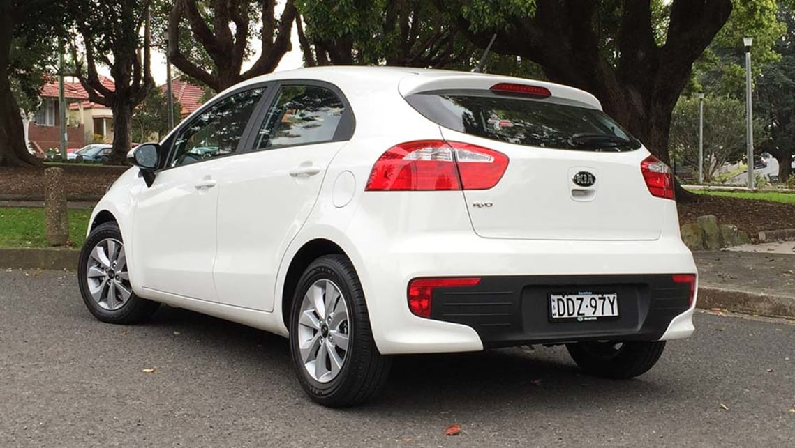 kia rio s premium auto 2016 review carsguide. Black Bedroom Furniture Sets. Home Design Ideas