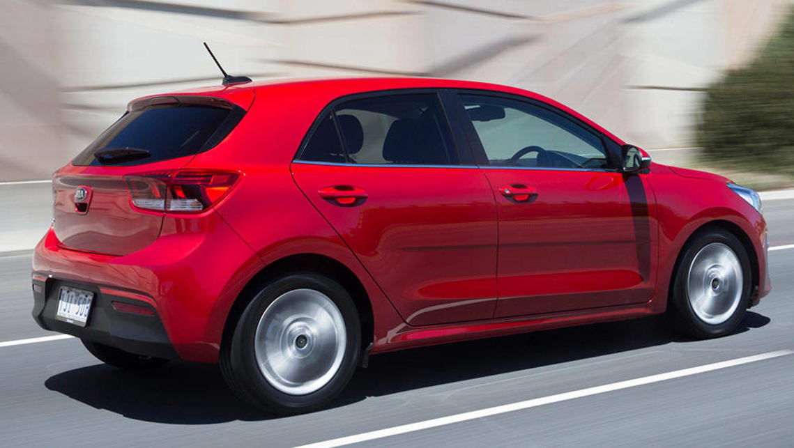 Kia Rio set to add turbo GT Line - Car News | CarsGuide