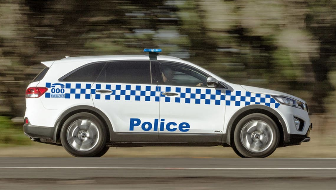 Police Pursue Sorento As Territory Replacement Car News
