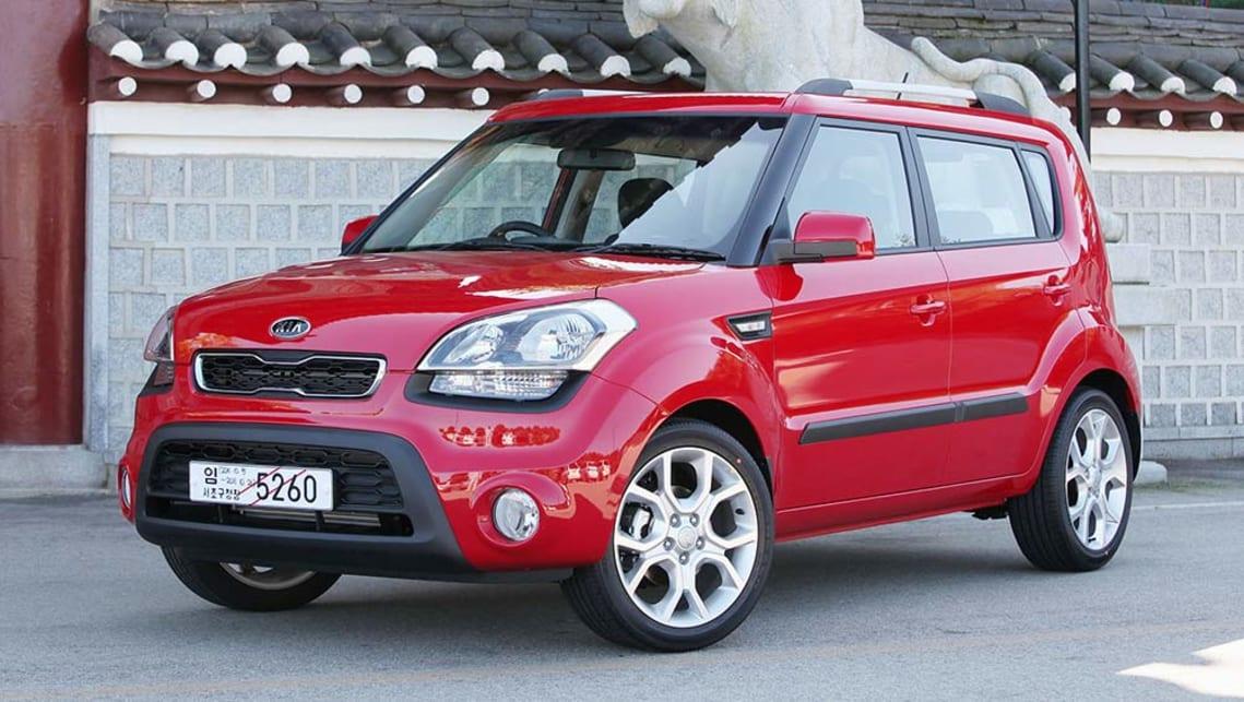 reviews car photo road kia burner review soul evo test