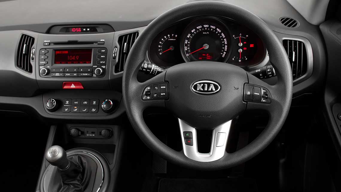 High Quality Kia Sportage 2011