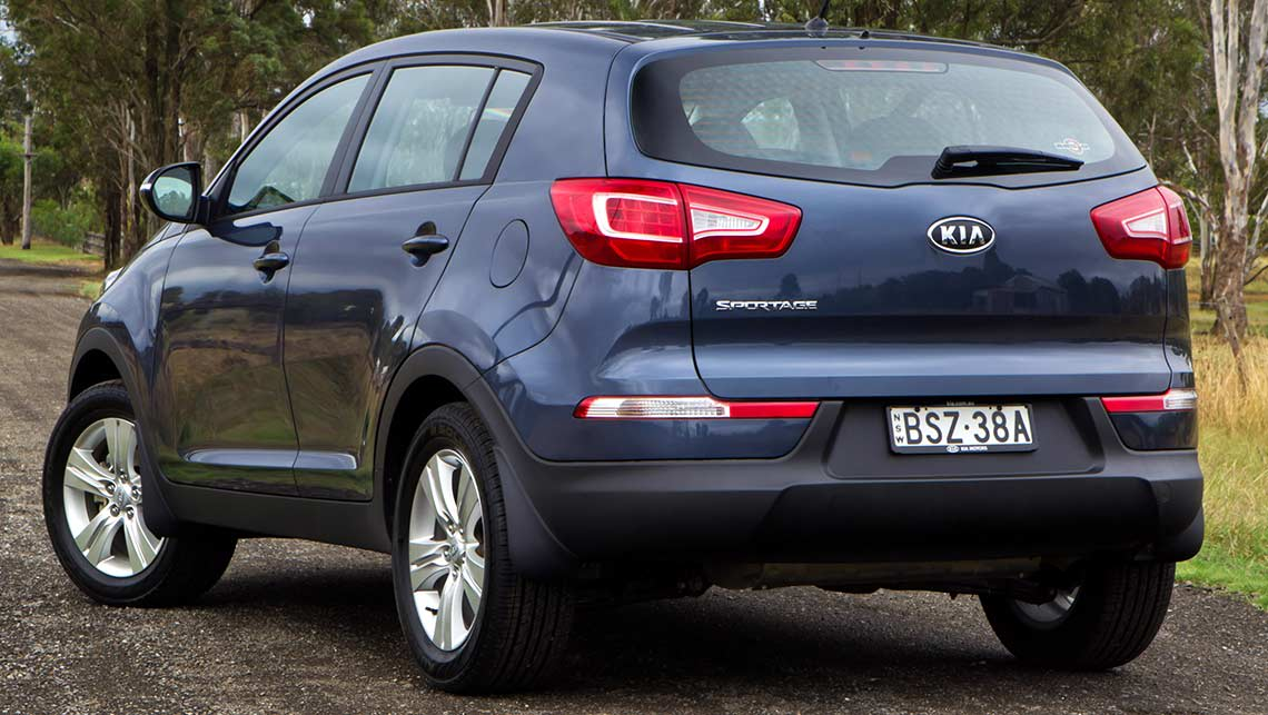 Great Kia Sportage Si 2011