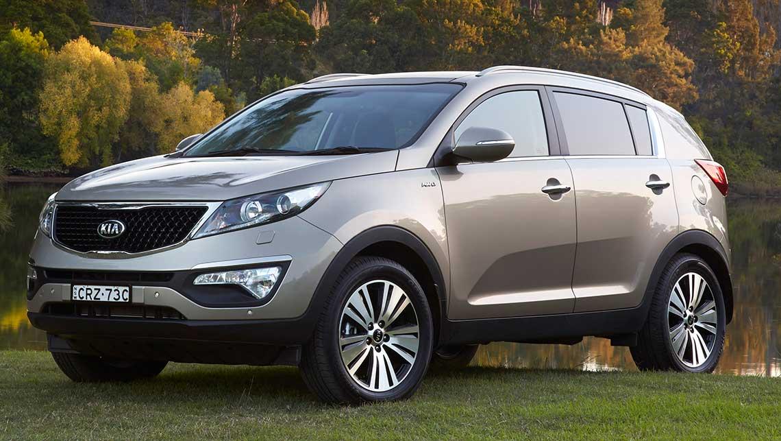 2014 Kia Sportage review  CarsGuide