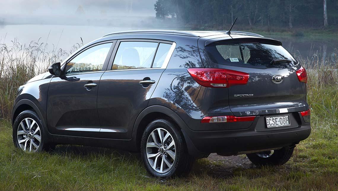 Lovely ... 2014 Kia Sportage Si Premium 2WD