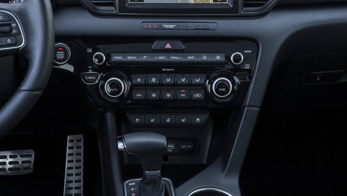 2016 Kia Sportage Interior Revealed Car News Carsguide