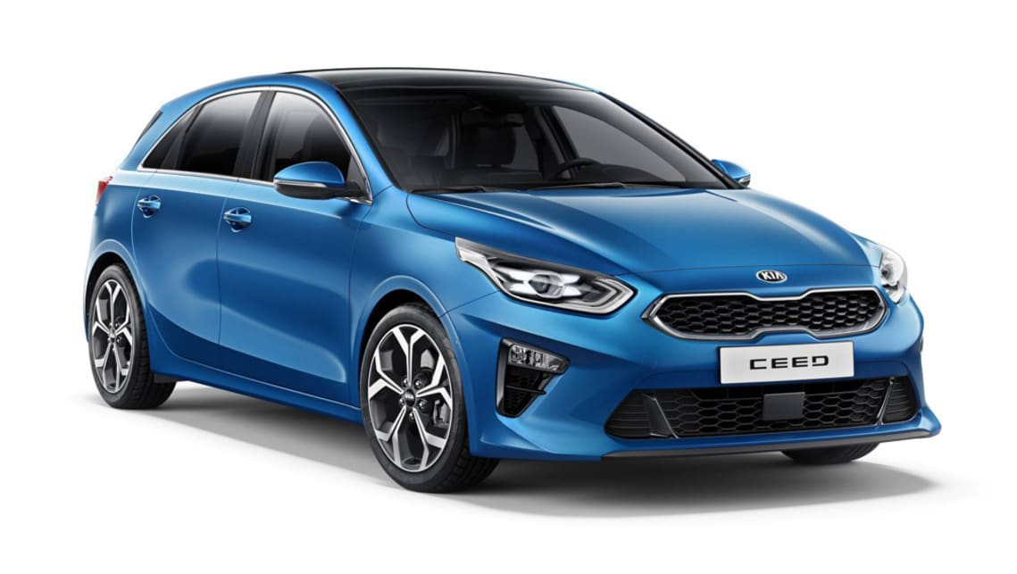 Kia Ceed is live ahead of Geneva introduction