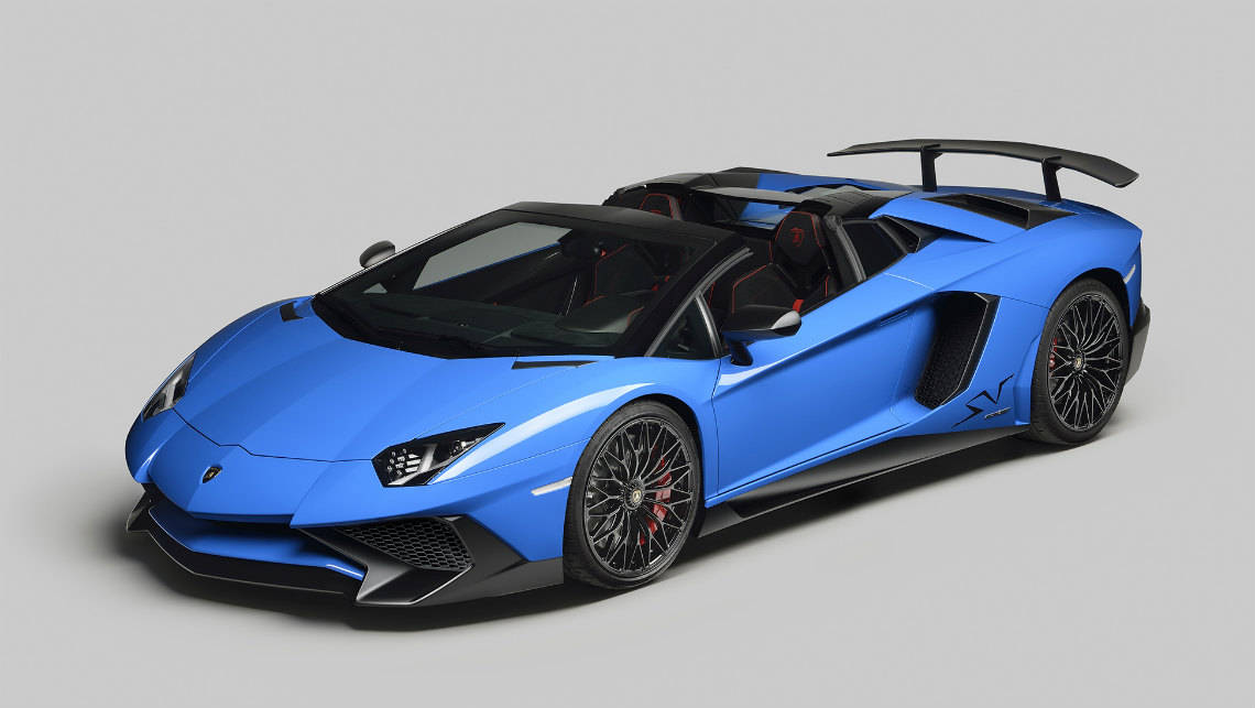 lamborghini aventador lp 750 4 superveloce roadster revealed car news carsguide. Black Bedroom Furniture Sets. Home Design Ideas