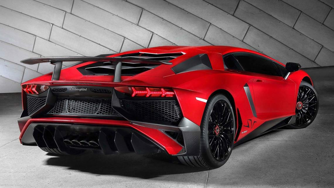 Lamborghini Lp750 4 Superveloce Confirmed For Australia