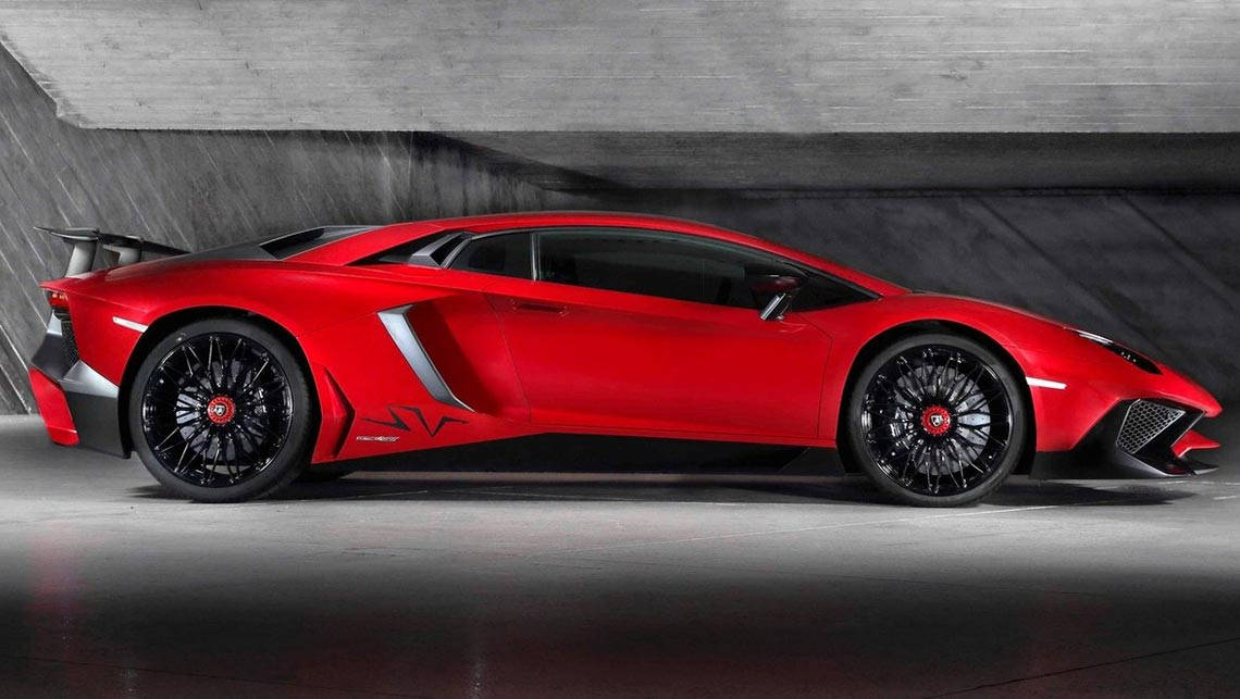 Lamborghini Lp750 4 Superveloce Confirmed For Australia Car News