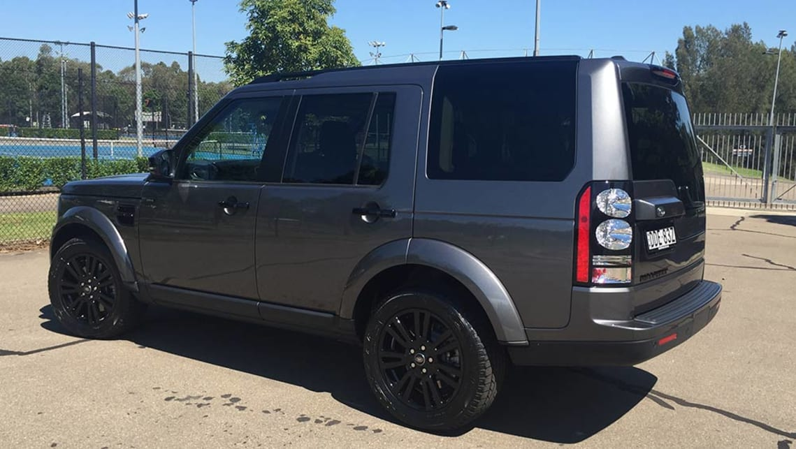 2016 Land Rover Discovery Se Sdv6 Review Road Test