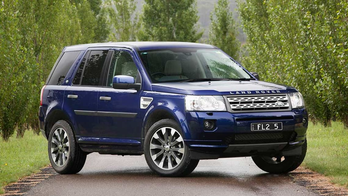 land rover freelander 2 used review 2007 2014 carsguide. Black Bedroom Furniture Sets. Home Design Ideas