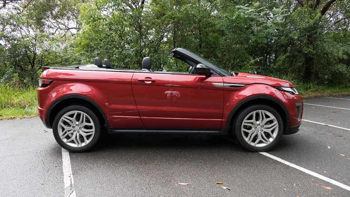 range rover evoque convertible review pictures details autos post. Black Bedroom Furniture Sets. Home Design Ideas