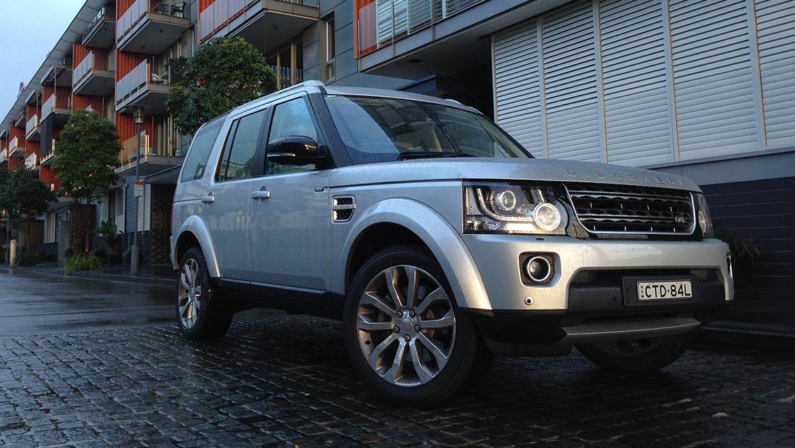 2014 Land Rover Discovery pictures revealed | Auto Express