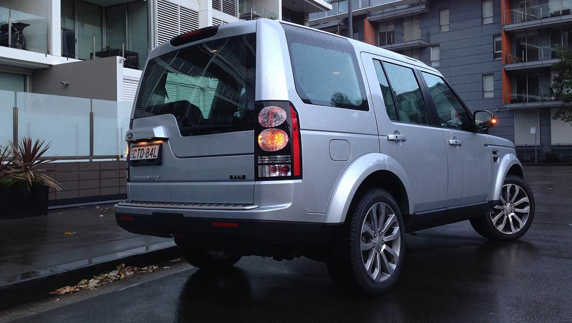 Land Rover Discovery 2014 Review Carsguide