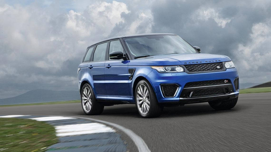 2015 range rover sport svr new car sales price car news carsguide. Black Bedroom Furniture Sets. Home Design Ideas