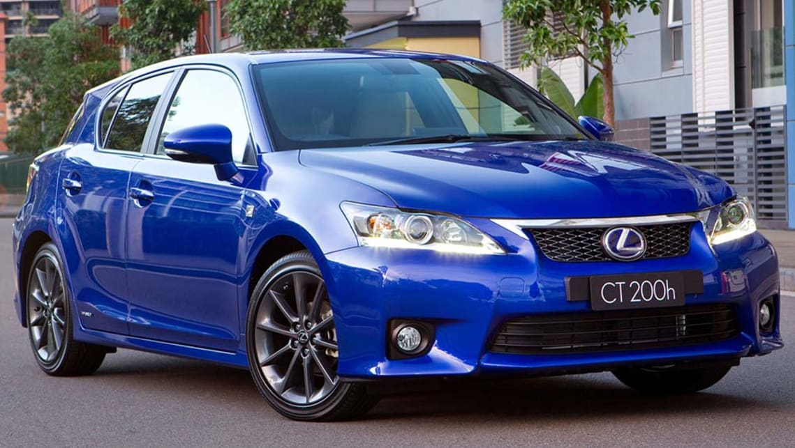 mhh international lexus s ct is hatchback stock