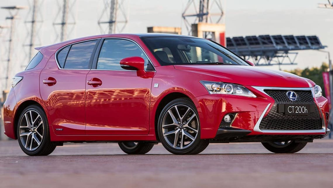 Lexus ct200h problems