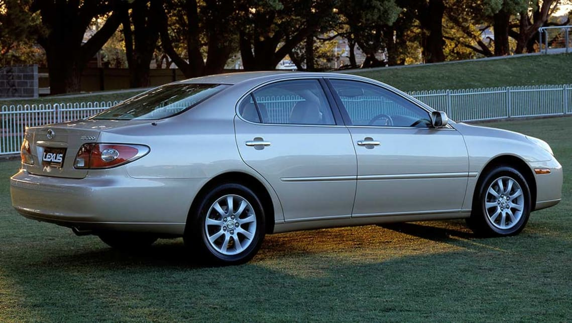 Lexus Es 300 2003 Interior 2001 Es300