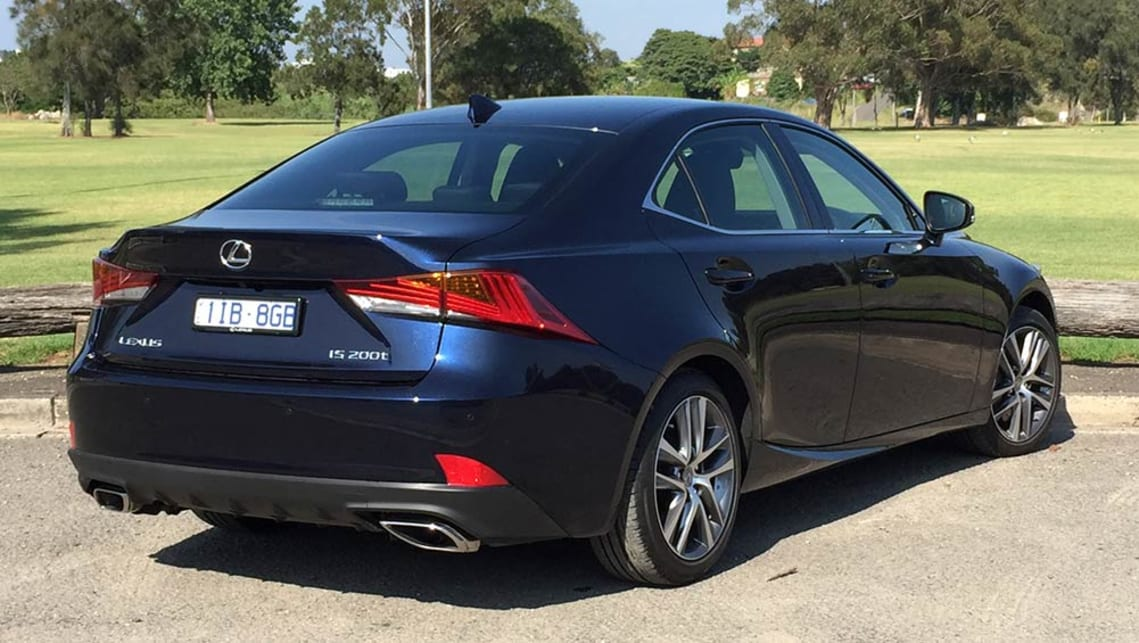 lexus is200t luxury 2017 review carsguide. Black Bedroom Furniture Sets. Home Design Ideas