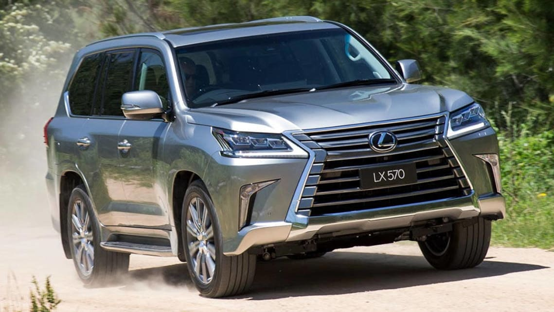 Wonderful 2015 Lexus LX570