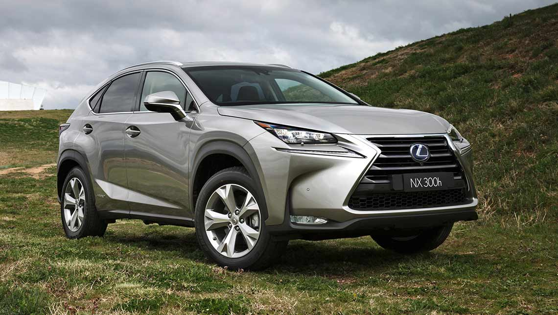 lexus nx300h f sport suv 2014 review carsguide. Black Bedroom Furniture Sets. Home Design Ideas