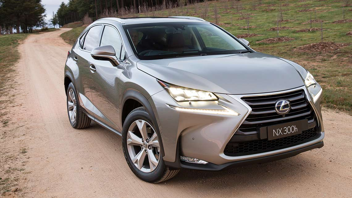 Wonderful 2014 Lexus NX300h