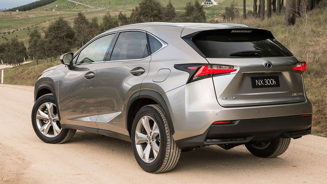 lexus nx 300h 2015 review carsguide. Black Bedroom Furniture Sets. Home Design Ideas