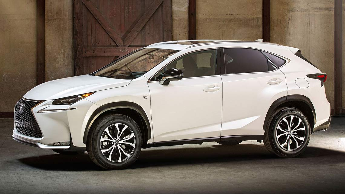 lexus nx 2015 review | carsguide