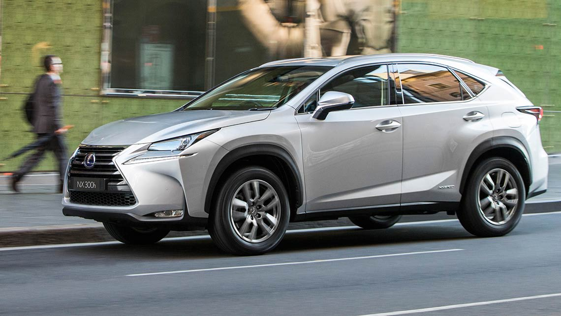 lexus nx300h 2015 review carsguide. Black Bedroom Furniture Sets. Home Design Ideas