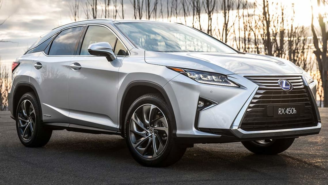 Lexus Is 350 >> Lexus RX450h 2016 review | CarsGuide