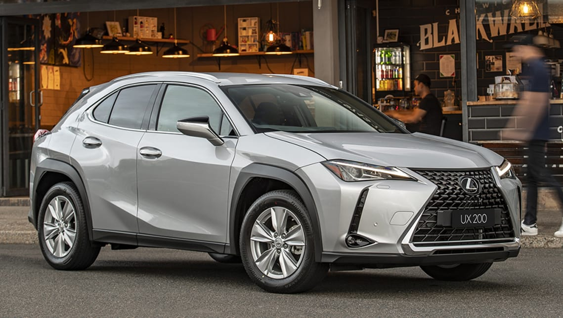 Lexus Ux250h 2019 Review Snapshot Carsguide
