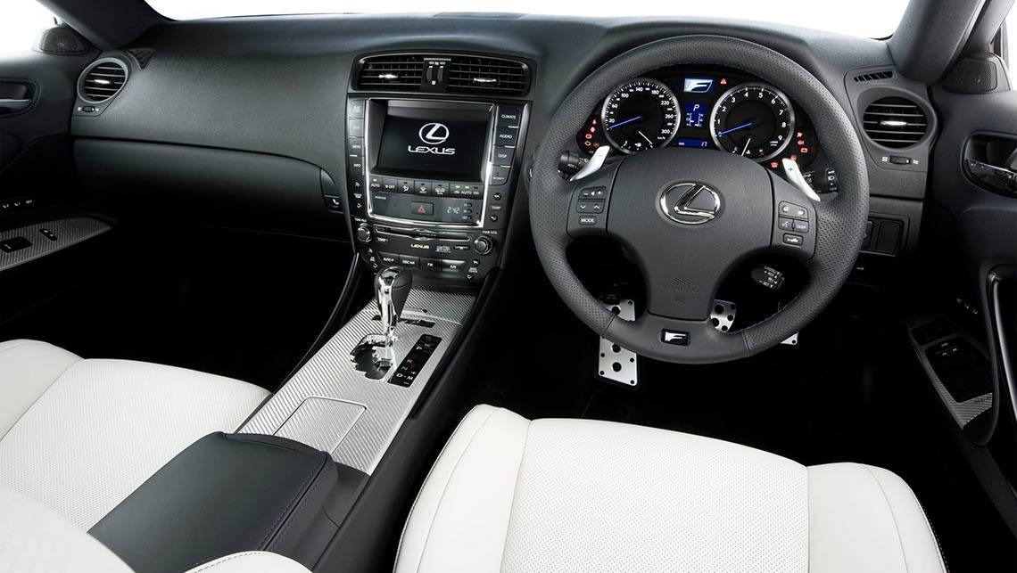 Lexus Is F 2014 Review Carsguide