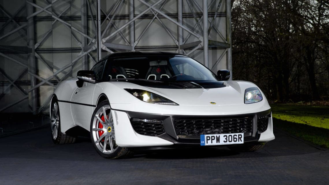 oneoff lotus evora sport 410 pays tribute to bond car