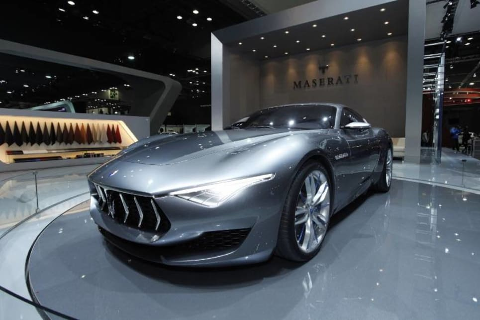 Maserati To Hunt Porsche And Tesla With New Alfieri