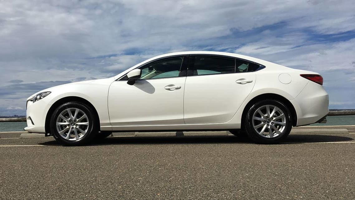 Mazda Sport Sedan Review Carsguide