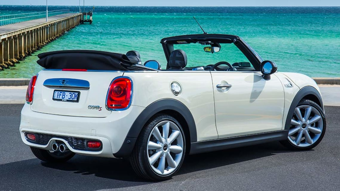 mini cooper s convertible 2016 review road test carsguide. Black Bedroom Furniture Sets. Home Design Ideas