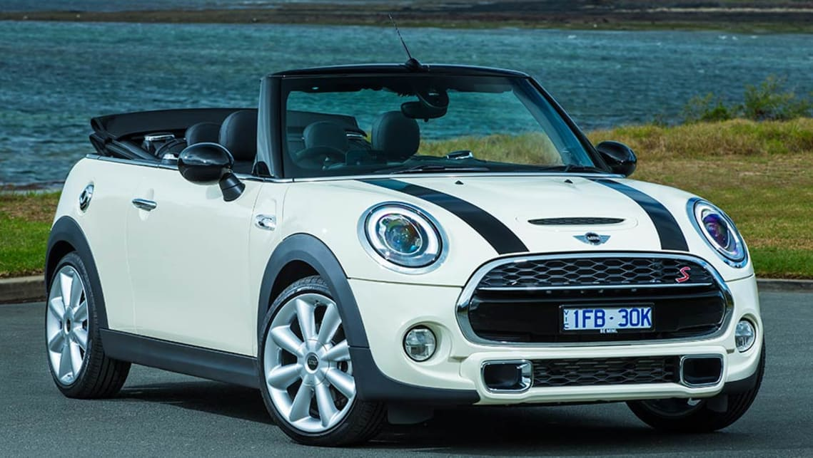 2016 mini cooper s convertible review road test carsguide. Black Bedroom Furniture Sets. Home Design Ideas